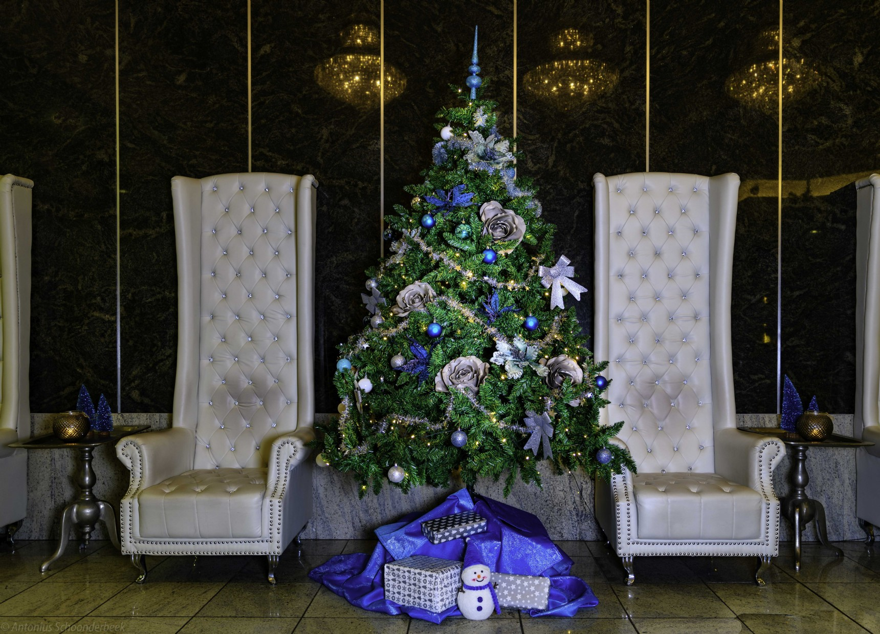 Christmas Deal Grand Hotel amsterdam